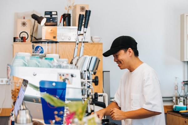 FLOW CAFÉ創辦人Ken:外地到本地的人文日常觀察