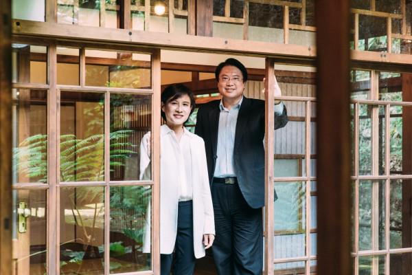 基隆市長林右昌 ✕ 前文化部長鄭麗君:透過歷史與文化的縱深,重新尋找城市的新生命力
