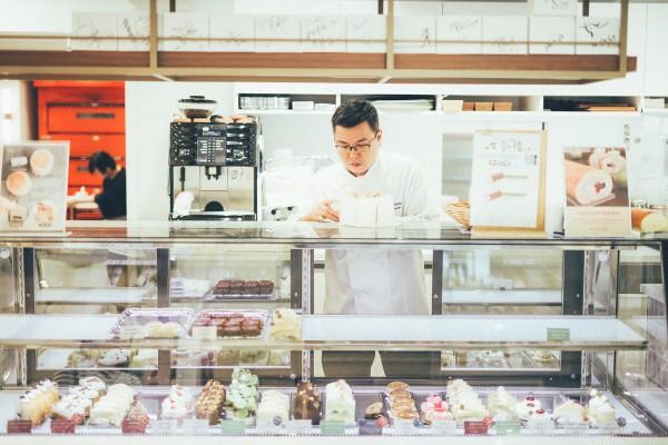 法朋李依錫的法式台灣味:甜點也要接地氣  順應風土與時季