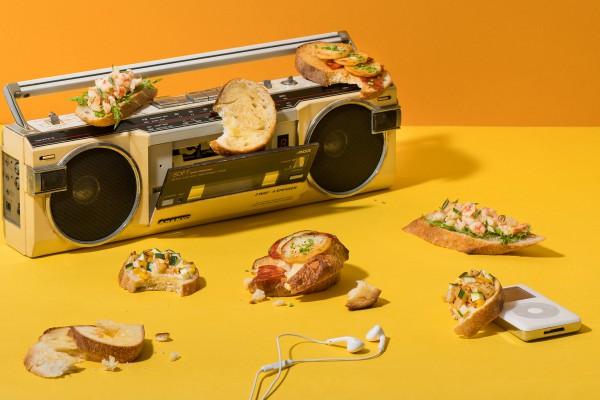 酥脆綜合麵包塔——不務正業男子Ayo的家常食譜