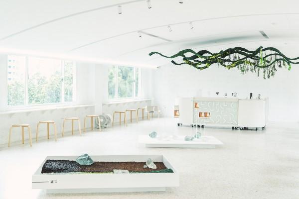 「春池玻璃」工藝與Simple Kaffa興波冠軍咖啡的美好相遇