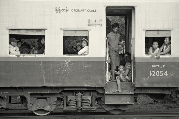緬甸歲月如何影響喬治.歐威爾寫下《一九八四》?