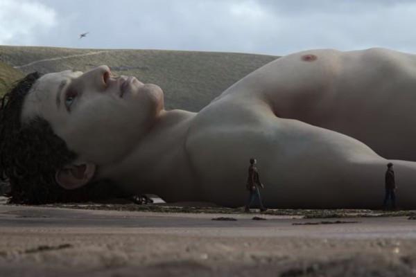 《愛×死×機器人:溺斃的巨人》  這巨人是中國還是蘇聯?