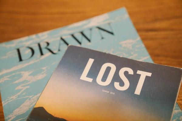 一人擔當的雜誌《LOST》:旅行就是探訪自我的內在對話