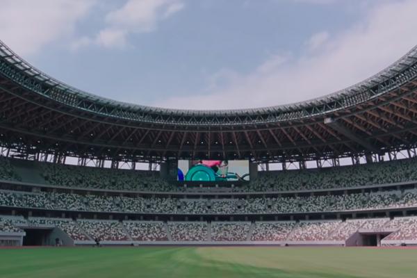 一次飽覽2021東奧創意預告片,迎接「東京奧運」正式開幕