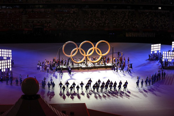 疫情下的東奧開幕式:史上最強調性別平權的奧運會