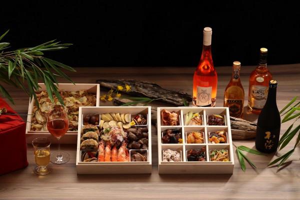最澎湃的山海樓外送:米其林一星餐廳推出「山海珍寶盒」