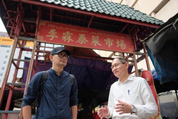 跨出去,走出來:陳亞才與張吉安的馬來西亞文化保存計畫