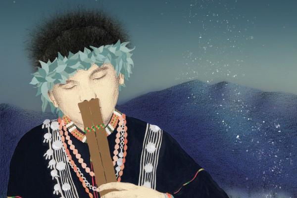 舒米恩 ✕ 桑布伊:原民創作者獻給海島的旋律