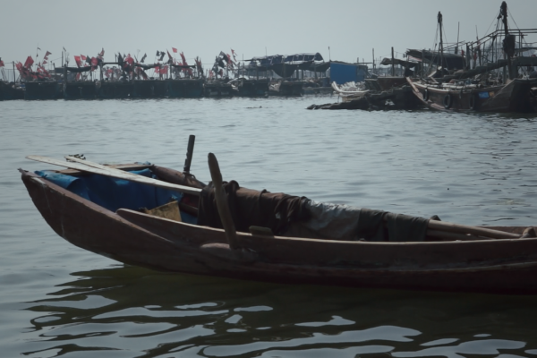 金馬獎最佳紀錄片《迷航》:一艘名為烏坎的方舟