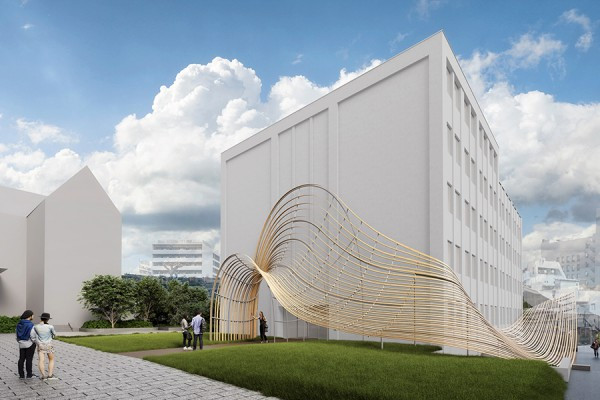 從村上春樹圖書館到安徒生博物館,東京奧運主場館設計大師隈研吾的建築漫遊