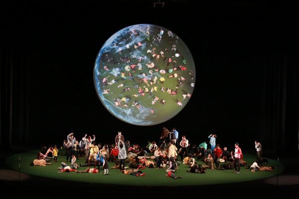 國際知名德國里米尼紀錄劇團——全球華文地區首個百分百城市計畫