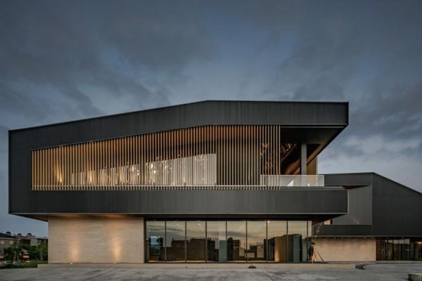 寫意當代,書法藝術的未來起點:桃園橫山書法藝術館