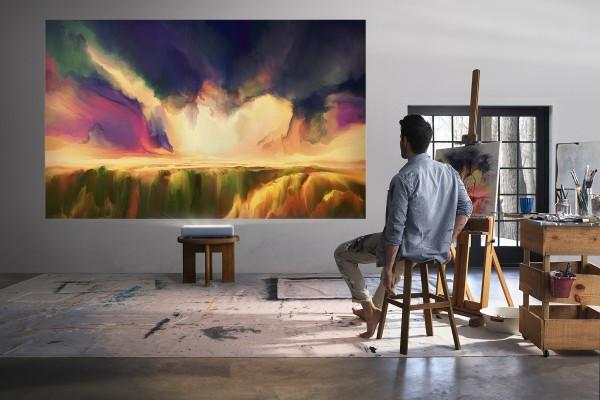 Samsung TV帶我們看見科技、藝術與永續理念並驅的未來視野