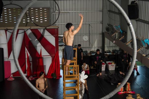 FOCA福爾摩沙馬戲團 ✕ 豪華朗機工:從鐵皮屋長出茂密的藝術森林