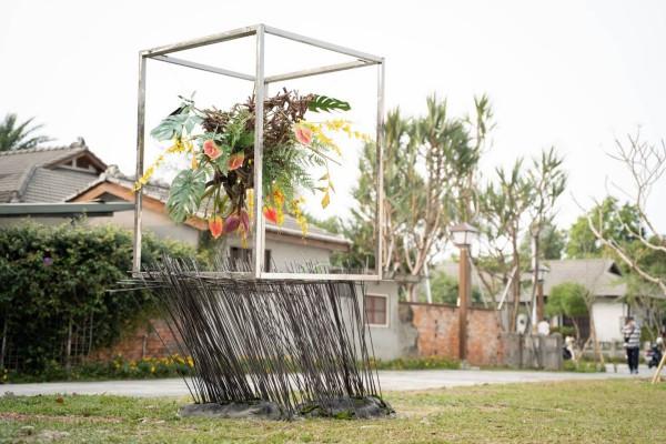 以花藝與設計迎春:南國勝利星村中的詩意時尚展