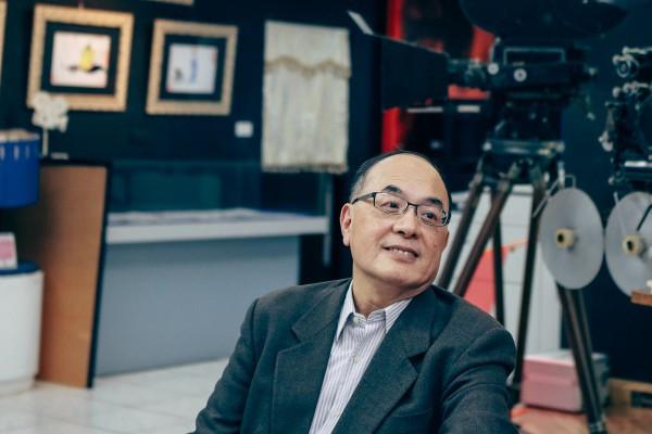 藍祖蔚的藍色電影夢:四十年了,從電影圖書館到國家影視聽中心