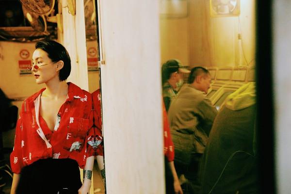 《台女:最邊緣的台北女子圖鑑》以交陪深入攝影真實展演