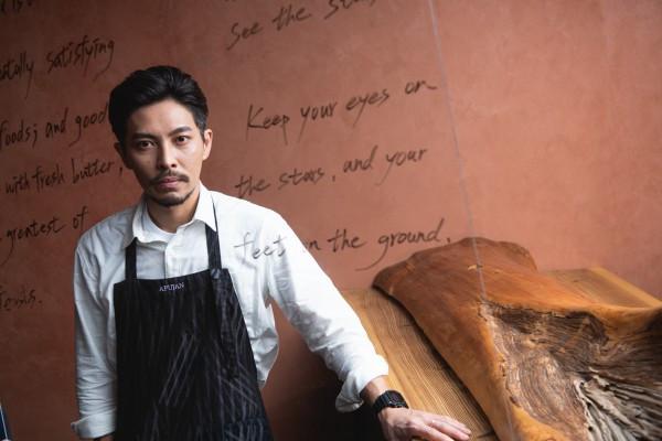 廚師郭庭瑋的日常練習:以閱讀強化餐飲專業與想像力